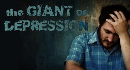 Overcoming the Giant of Depression