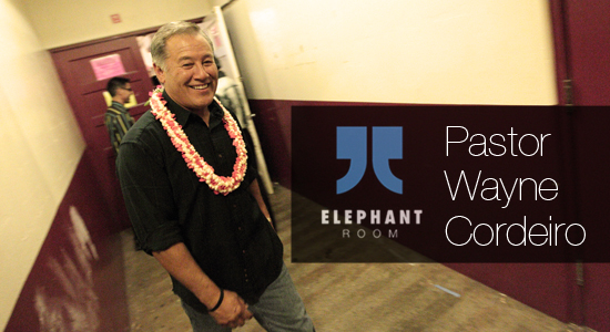 Pastor Wayne announced as Elephant Room speaker