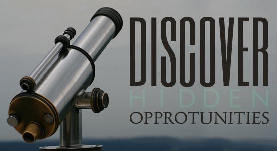 Discovering Hidden Opportunities