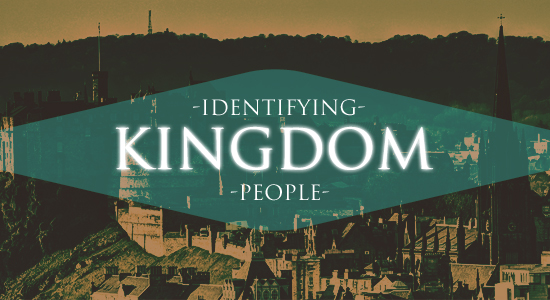 Identifying Kingdom People