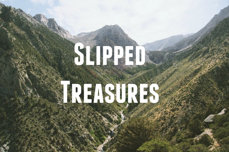 Slipped Treasures