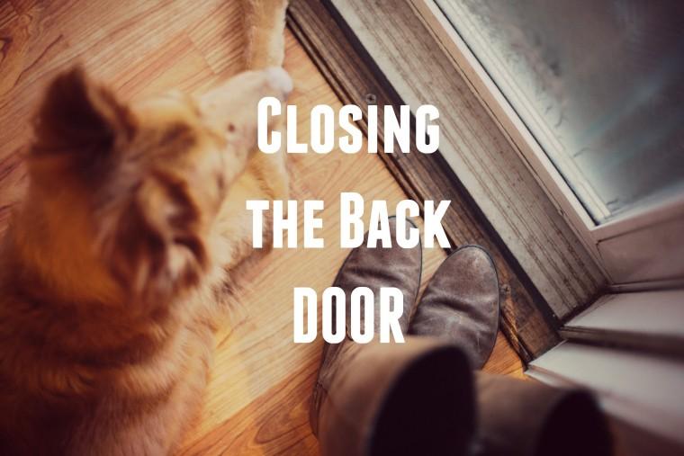 Closing the Back Door