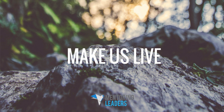 Make Us LIve - Mentoring Leaders
