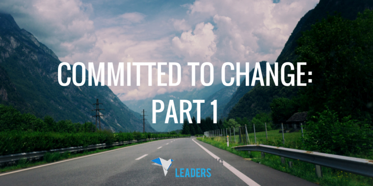 Mentoring Leaders - Committed to Change- Part 1