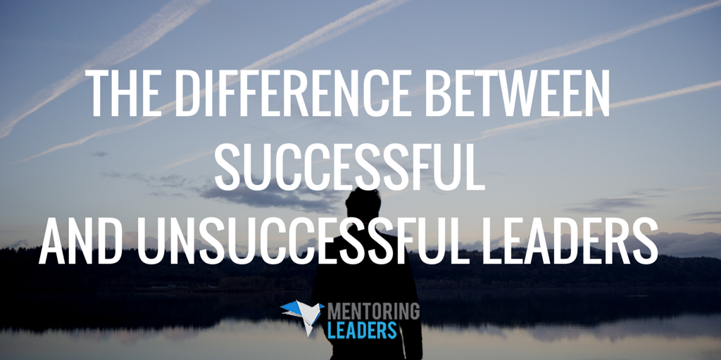 successful and unsuccessful leadership Affecting the success and development of leadership (see part iv)  successful  or unsuccessful and the conditions that are likely to lead to successful or.